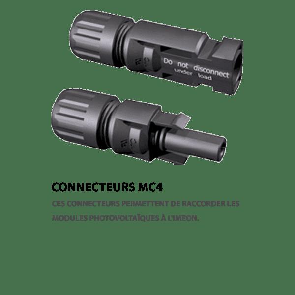 connecteurs mc4