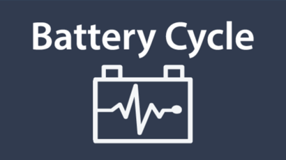 Imeon app battery cycle