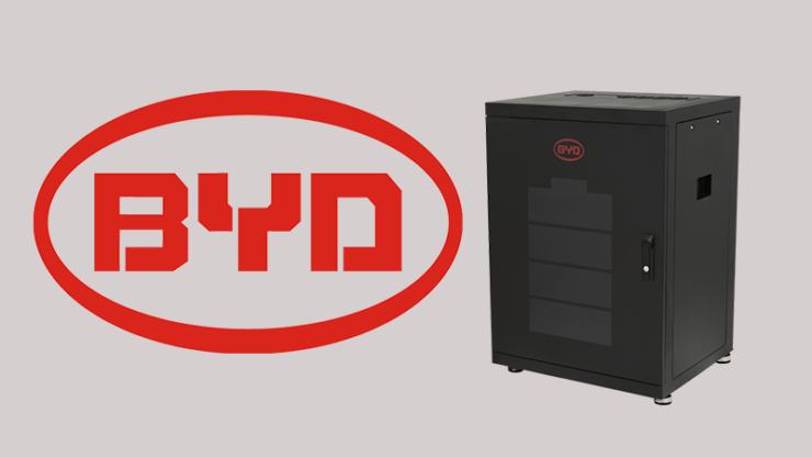 Imeon solar inverter compatibility BYD