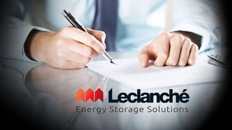 IMEON ENERGY - LECLANCHE