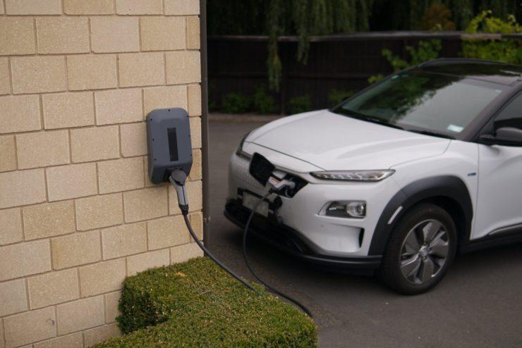 Station de recharge pour véhicule électrique